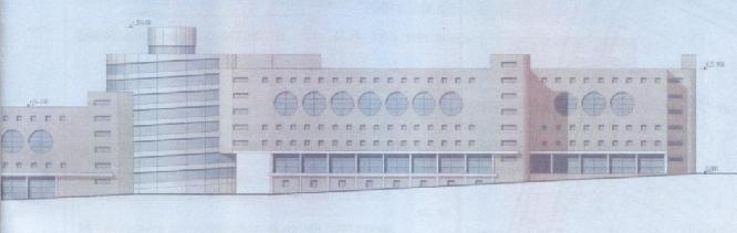 Проект склада в Строгино продать